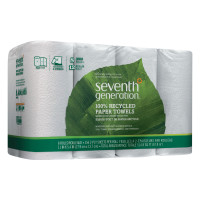 Seventh Generation® 100% Recycled Paper Towel Rolls