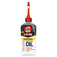 WD-40 3-IN-ONE® Multi-Purpose Oils with Telescoping Marksman Spout