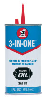 WD-40 3-IN-ONE® Motor Oils