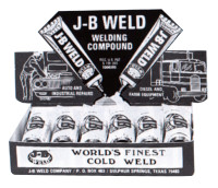 J-B Weld Cold Weld Compounds