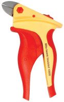 Wiha® Tools Inomic Insulated Diagonal Cutters