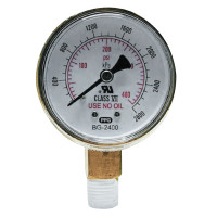 Pearson Replacement Pressure Gauges