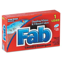 Fab® Dispenser-Design HE Laundry Detergent Powder