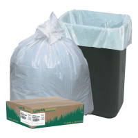 Earthsense® Commercial Linear-Low-Density Recycled Tall Kitchen Bags