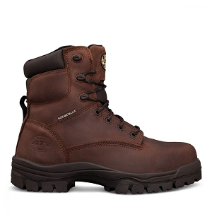 (NEW) Oliver 45 Series - 7 in Composite Toe Safety Boot