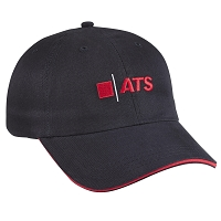 ATS Brushed Cotton Twill Cap
