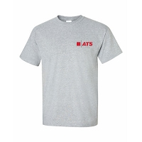 ATS Gildan Ultra Cotton T-shirt (Gray)