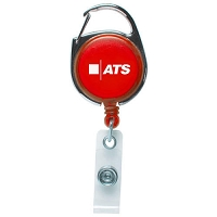 ATS Carabiner Secure-A-Badge