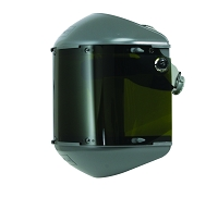 Arc Flash Face shield and Dual Crown