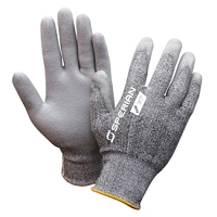 PF541 HPPE liner with gray PU coating- Cut Level 2 Glove