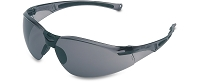 Uvex A801 9-Base Gray Tinted Wrap-Around Eyewear