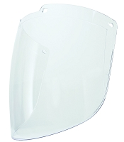 S9550 Uvex Turboshield Face shield (Uncoated)