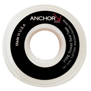 Anchor Brand White Thread Sealant Tapes