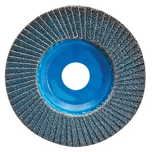 Norton BlueFire R884P Flap Discs | Norton BlueFire R884P Flap Disc, 4 1/2