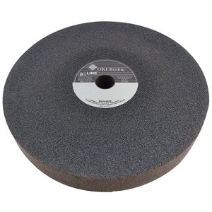 B-Line Abrasives Resin Bonded Abrasives | Resin Bonded Abrasives, 14 in Dia., 2 in Thick, 1 1/4 in Arbor, Medium Grit