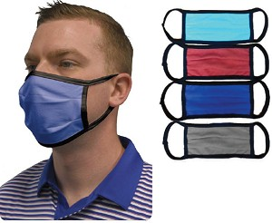 Multi Colored Cloth Mask (Box of 20)